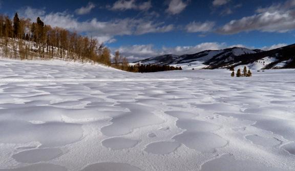 Alturas ski trails