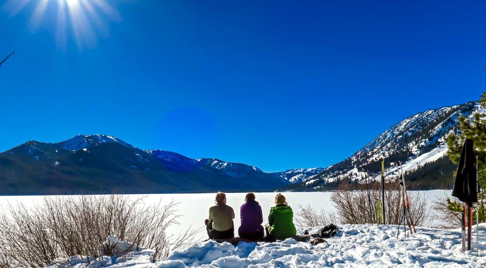 Sublime Ski Trail Inspires Awe