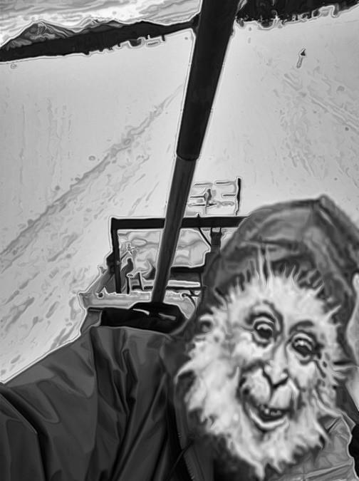 Powder monkeys groom ski trails