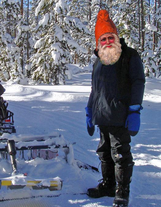 Ski Trails Rolled