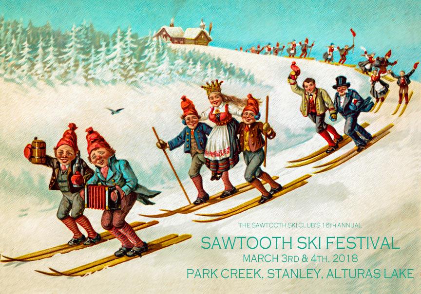 SAWTOOTH SKI FEST 2017